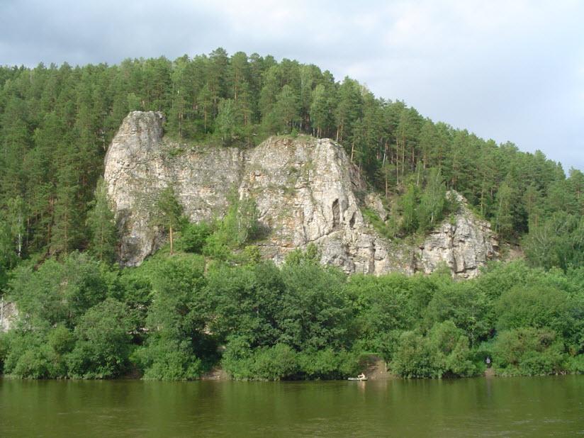 Камень Ермак