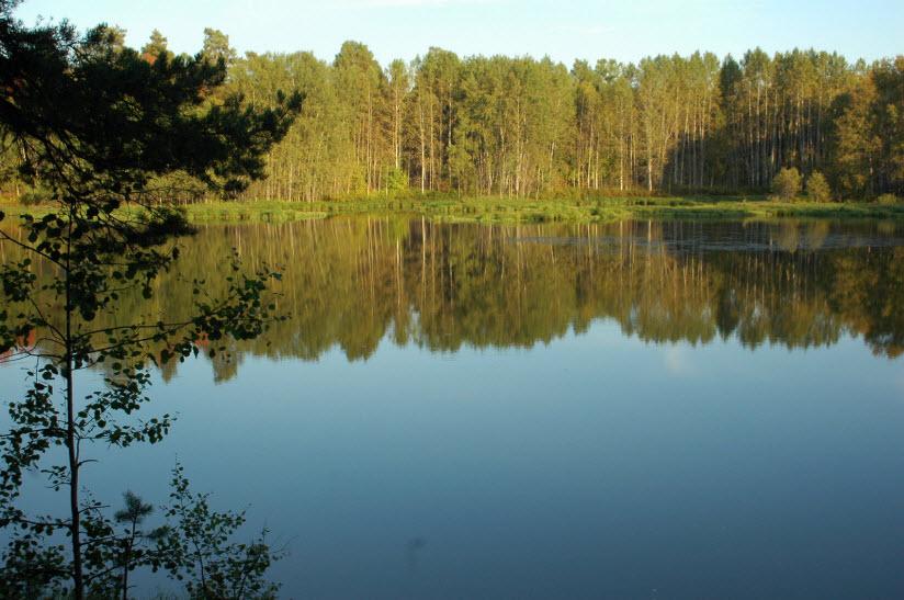 Монастырское озеро