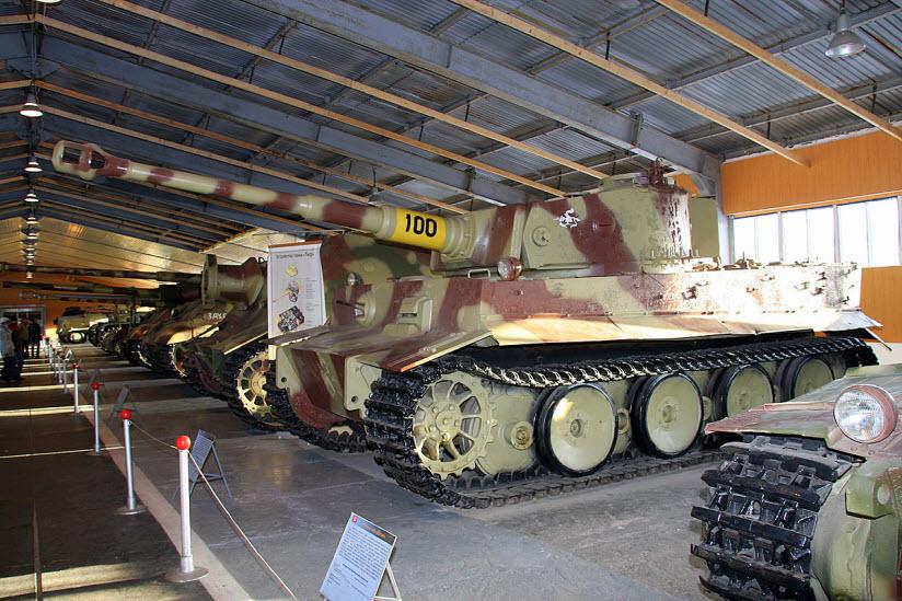 Музей бронетехники