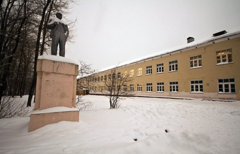 Музей городской школы №1
