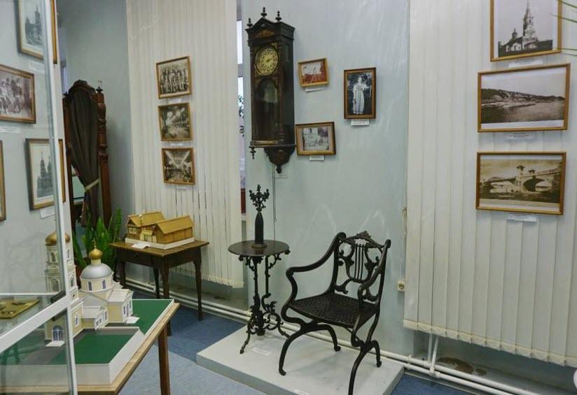 Музей истории и культуры Воткинска