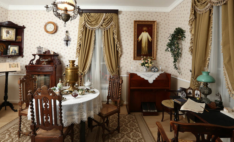 Музей истории Серафимо-Дивеевской обители в XX веке