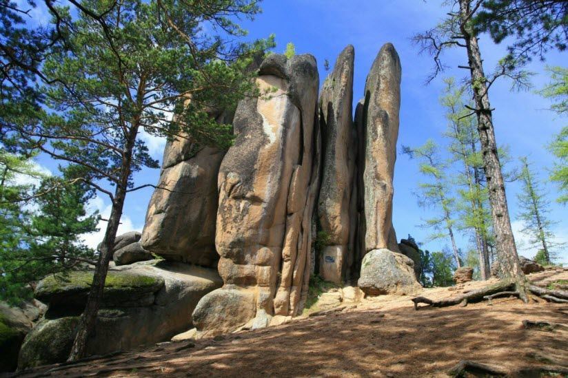 Национальный парк «Столбы»