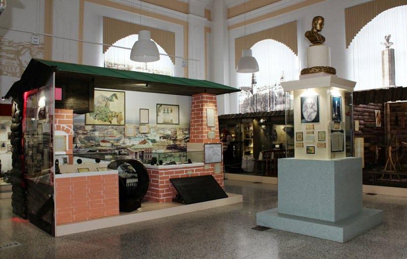 Невьянский государственный историко-архитектурный музей