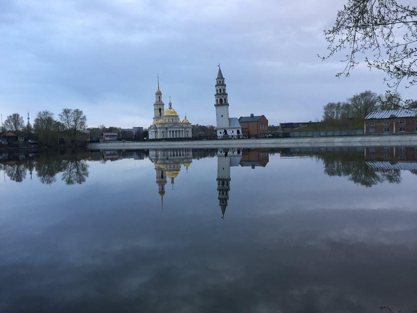 Невьянское водохранилище