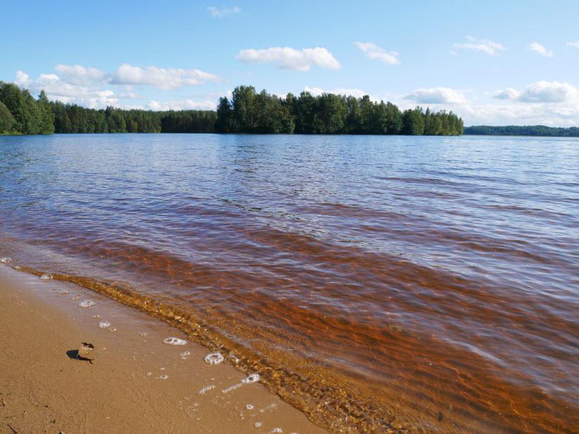 Озеро Хепоярви