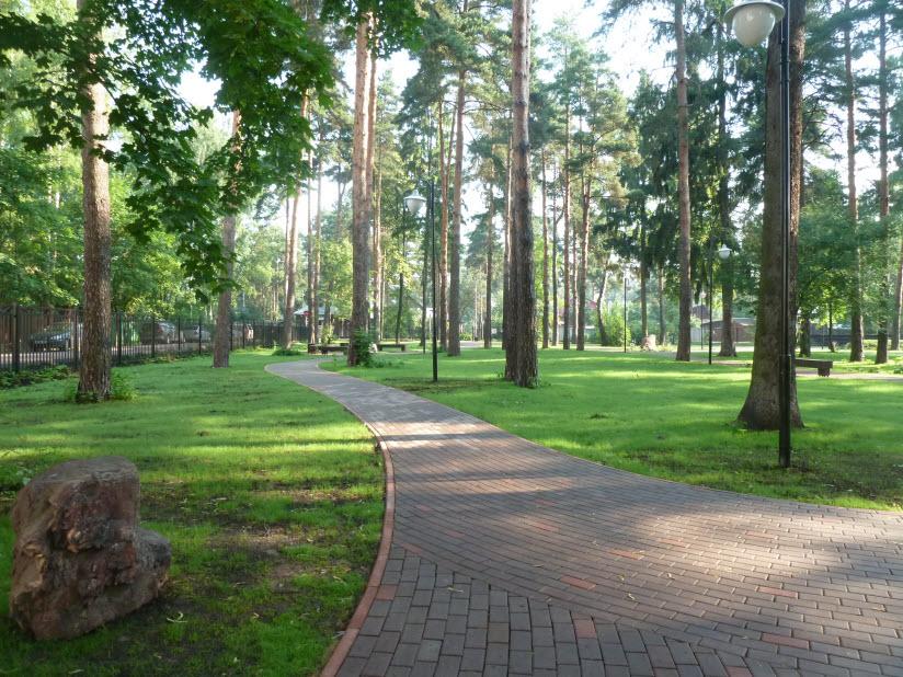 Парк им. Марины Цветаевой