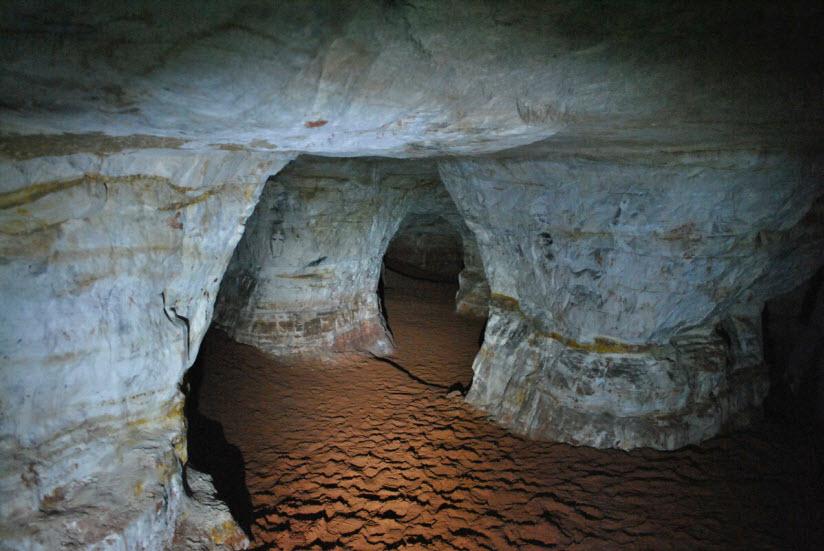 Пещера «Левобережная»