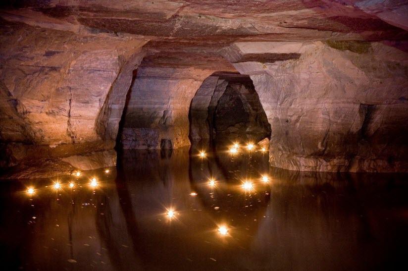 Пещера Танечкина