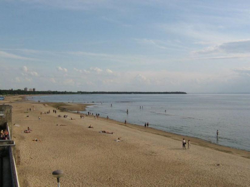 Пляж Ермоловский