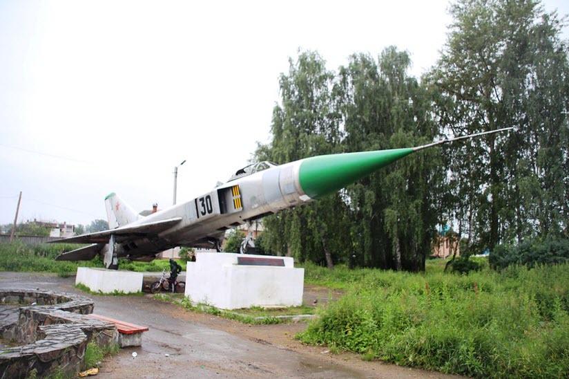 Самолёт СУ-15