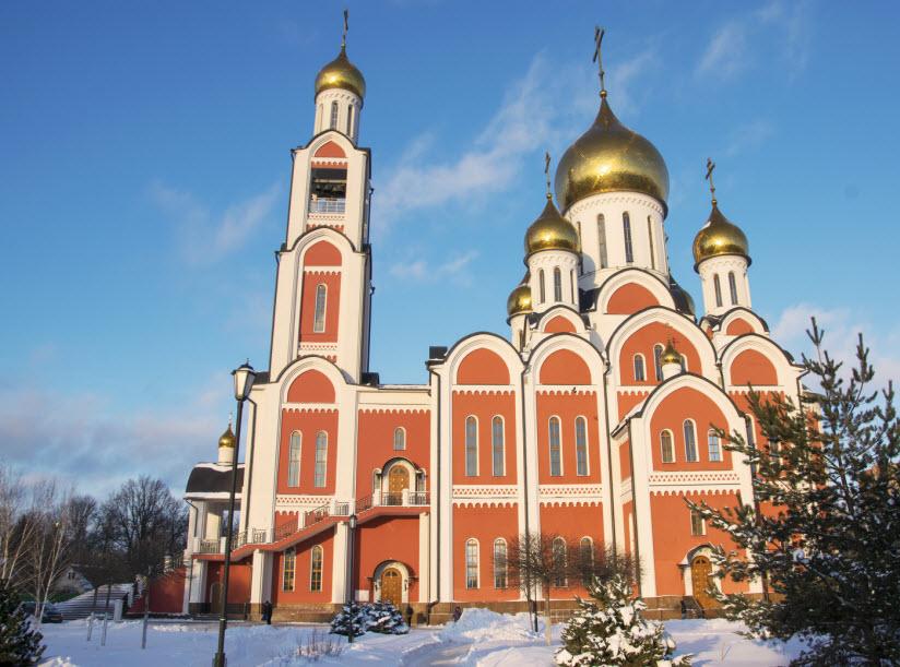 Собор св. вмч. Георгия Победоносца