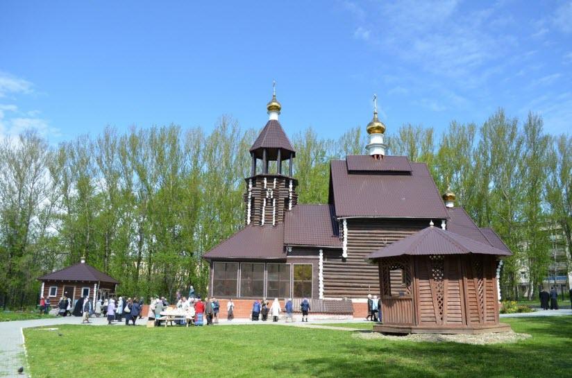 Церковь Луки, архиепископа Крымского