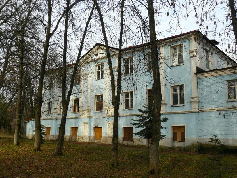 Усадьба Лапино-Спасское