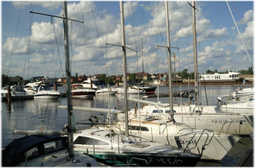 Яхт-клуб «Эдельвейс»
