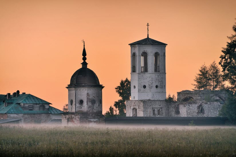 Александро-Ошевенский монастырь