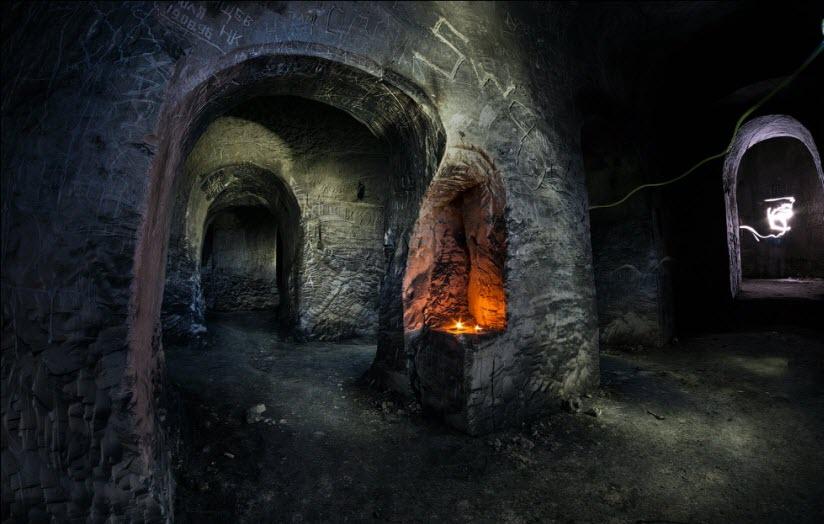 Андреевская пещера