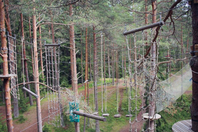 База отдыха «Окуневая» и Норвежский парк