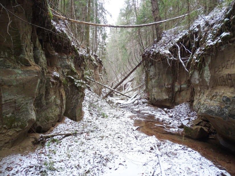 Чемошур-Учинский каньон