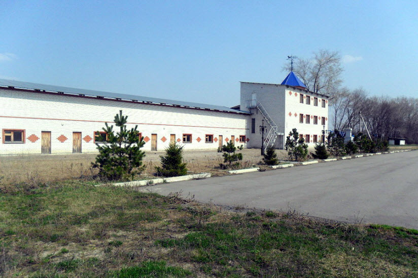 Чесменский конный завод