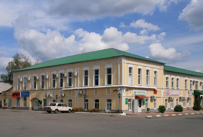 Доходный дом «Булгар»