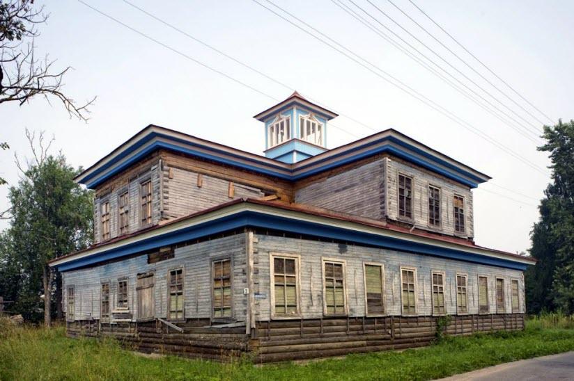 Дом лесопромышленника Вагера