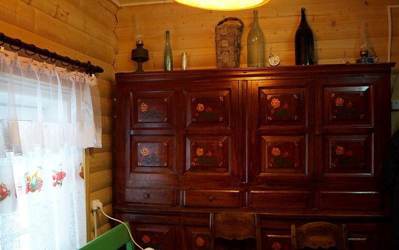 Дом-музей одной семьи в пос. Лядины