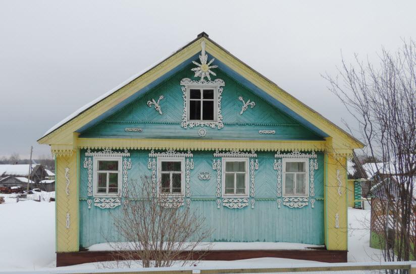Дом-музей семьи Шевелевых