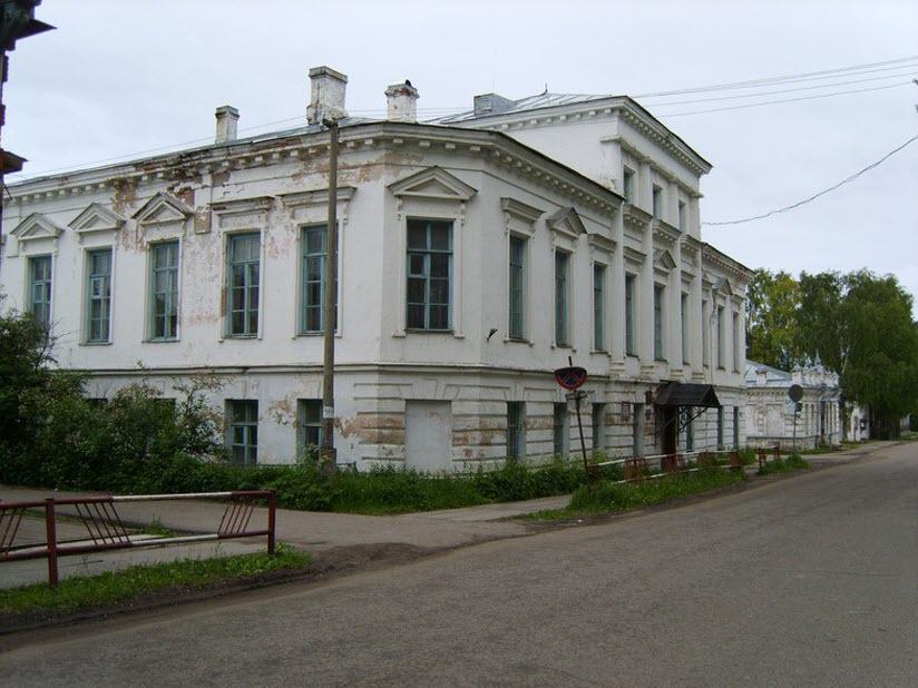 Дом Вишнякова