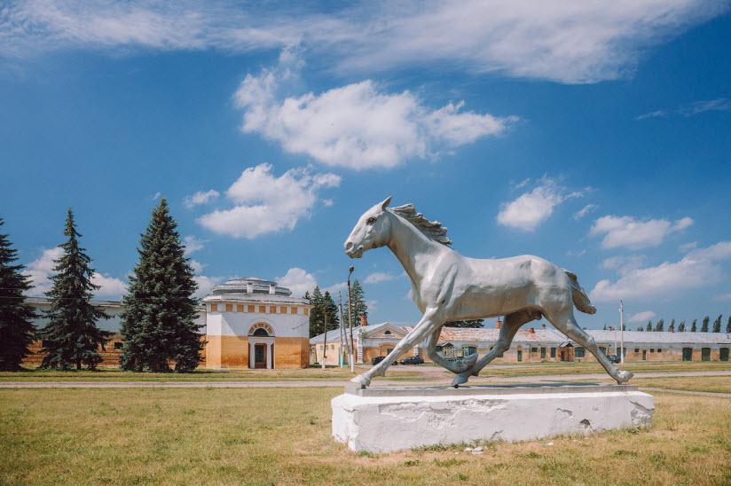 Хреновский конный завод