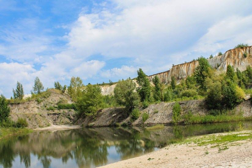 Меловое озеро