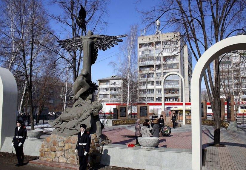 Мемориал воинского братства