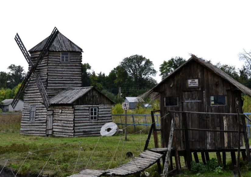 музей Деревенька