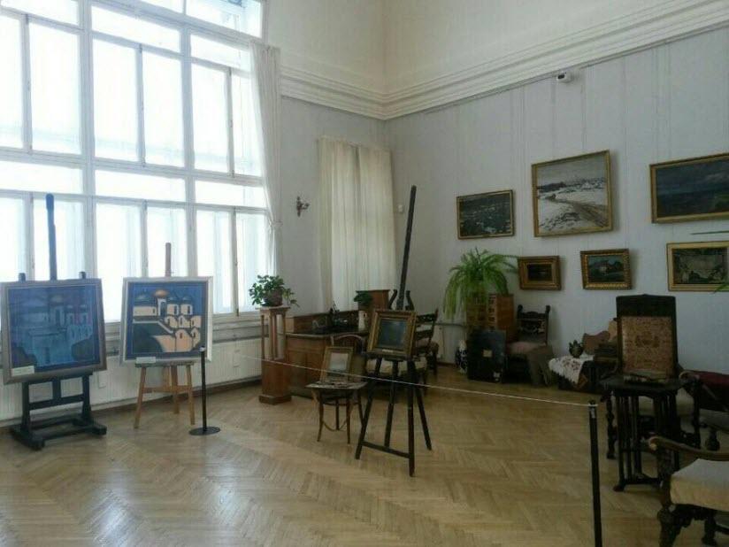 Музей-квартира Куинджи А.И.