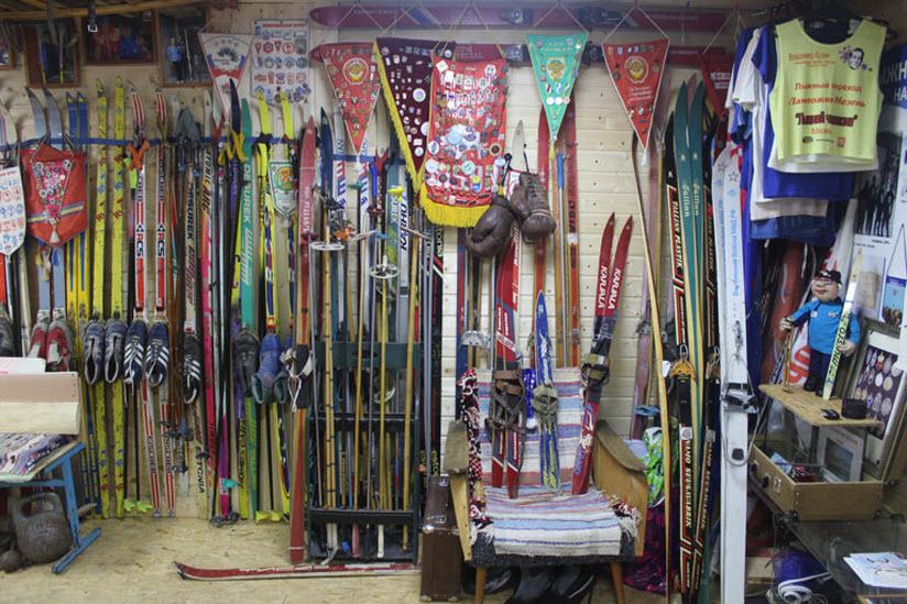 Музей лыж