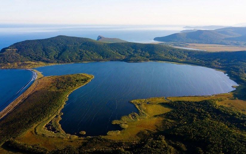 Озеро Благодатное