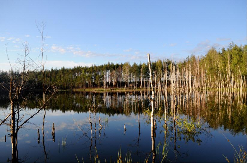 Озеро Изъяр