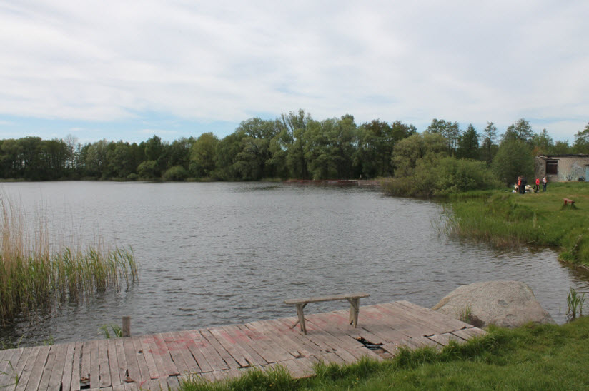 Озеро Карповское