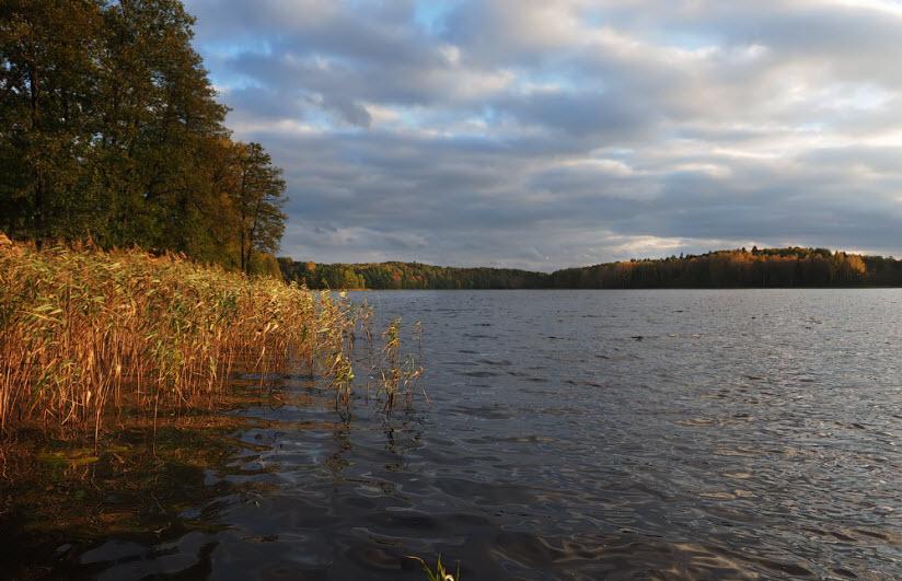 Озеро Мариново