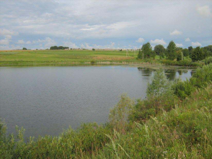 Озеро Тени