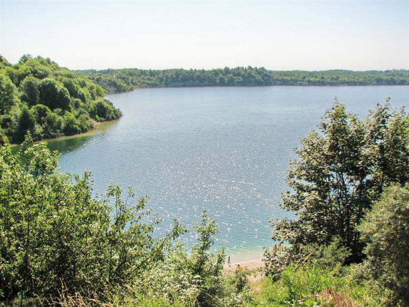 Озеро Янтарное
