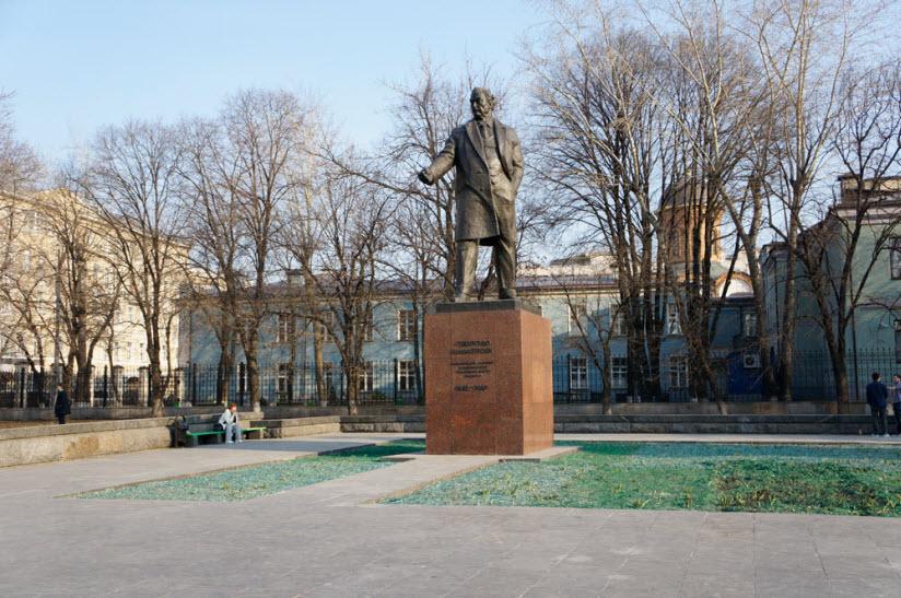 Памятник Георгию Димитрову