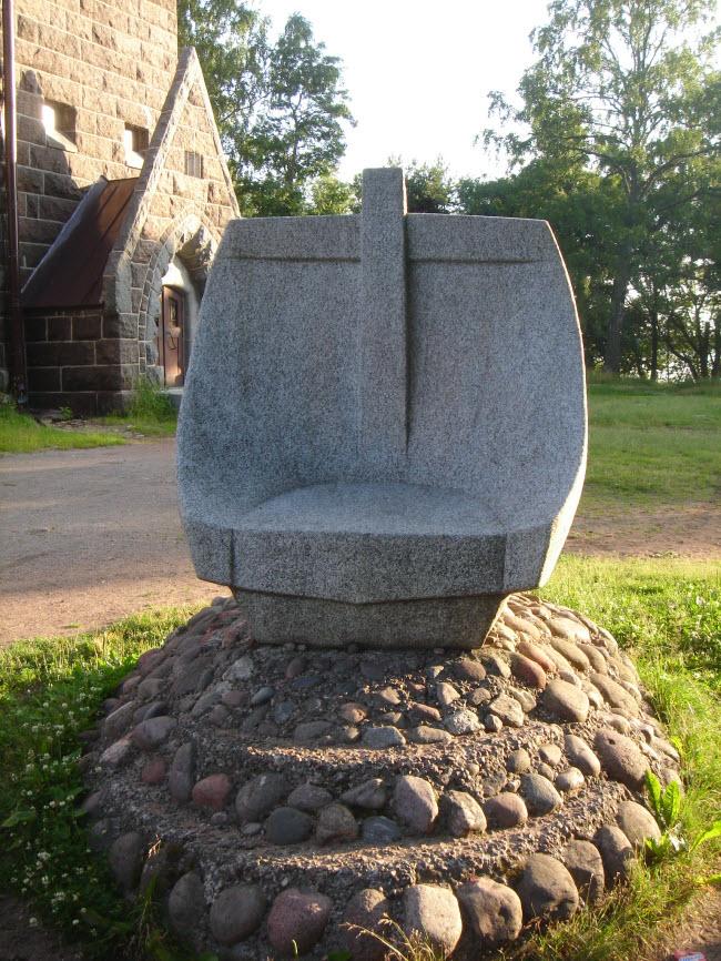 Памятник «Парус и Крест»
