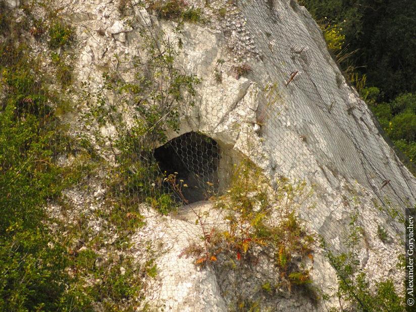 Пещера Каземат