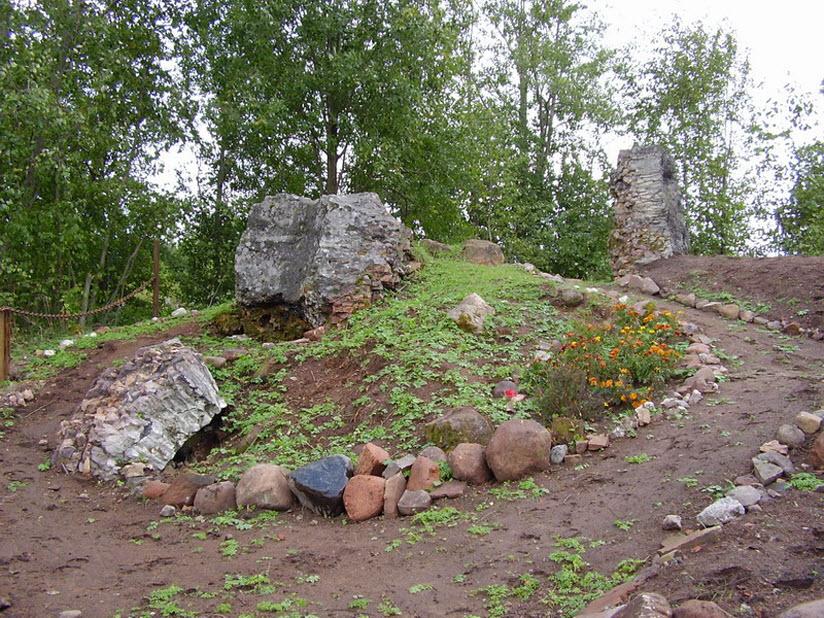Петровские домны