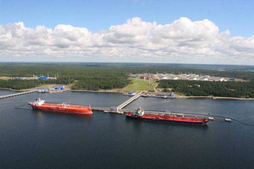 Приморский порт