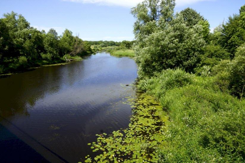 Река Инструч