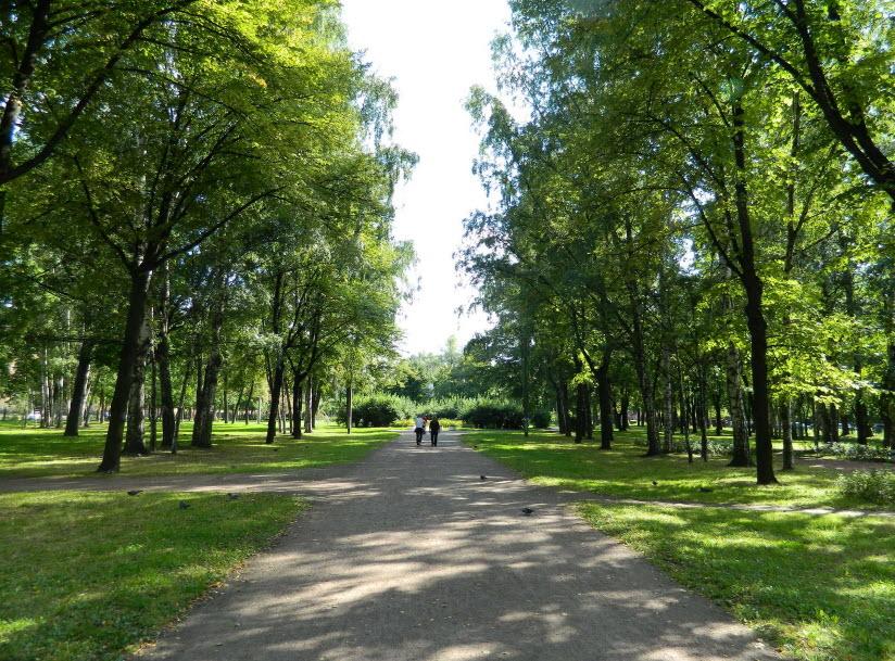 Сад «Василеостровец»