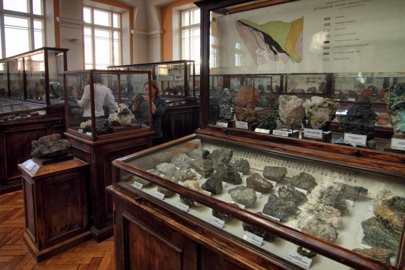 Центральный научно-исследовательский геологоразведочный музей имени академика Ф.Н. Чернышева