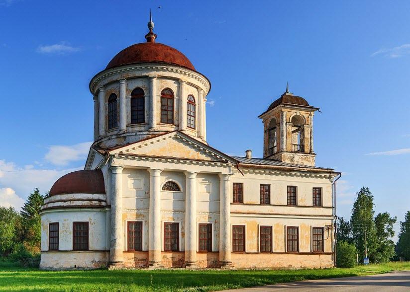 Церковь Зосимы и Савватия на Горке